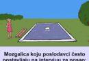 Mozgalica: Kako će Sanja doći do betonske pozide?
